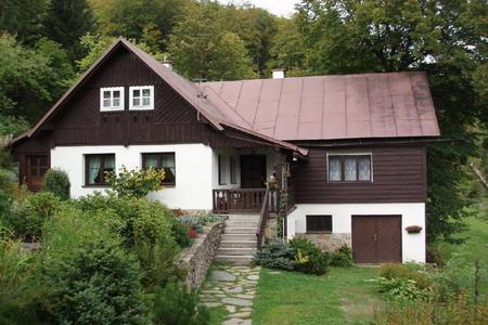 Chata k pronajmut� v Pasek�ch - Krkono�e